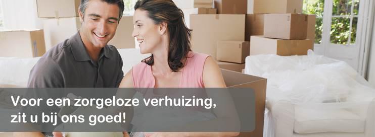 Verhuizen in Hengelo